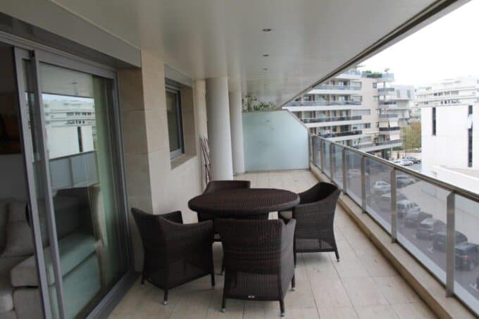Rent a 3 bedroom apartment at Nueva Ibiza Botafoch