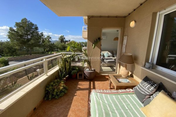 Nice 3 bedrooms apartment for long term rental in Talamanca Beach