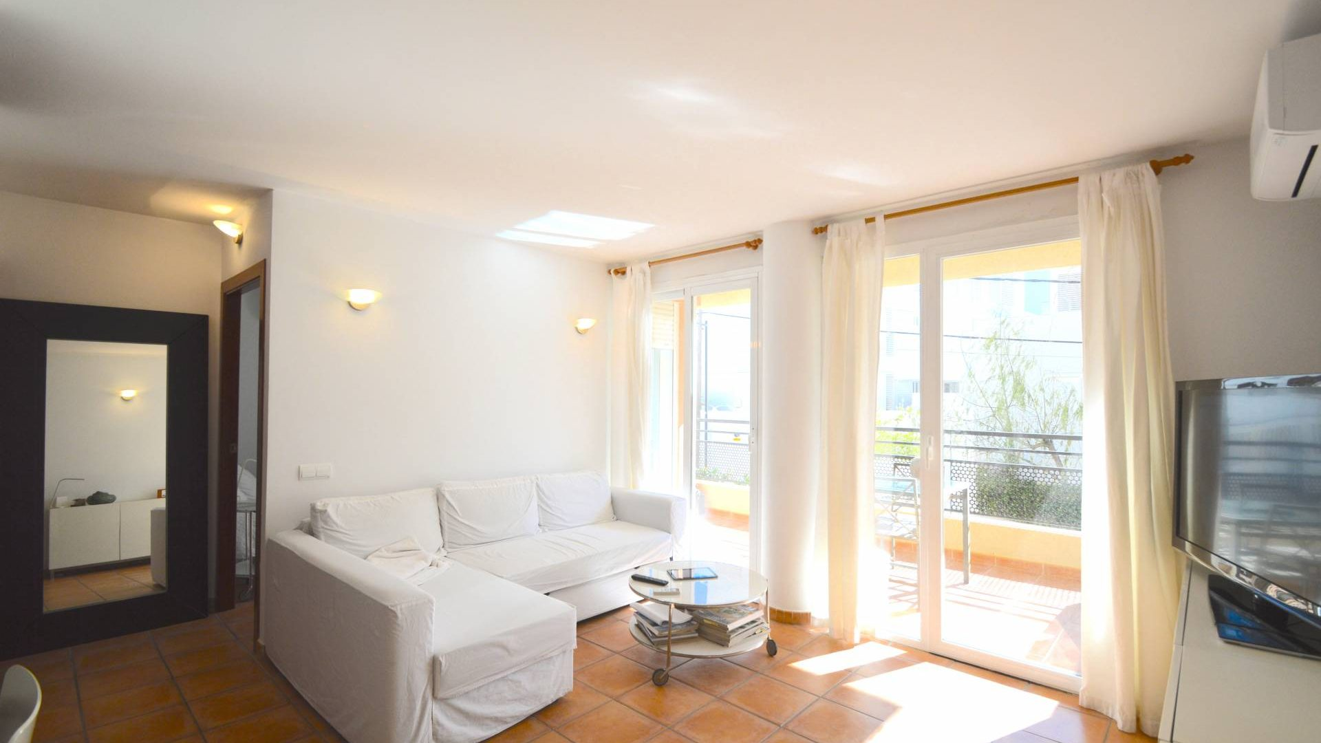 Apartment walking distance to the beach of Talamanca