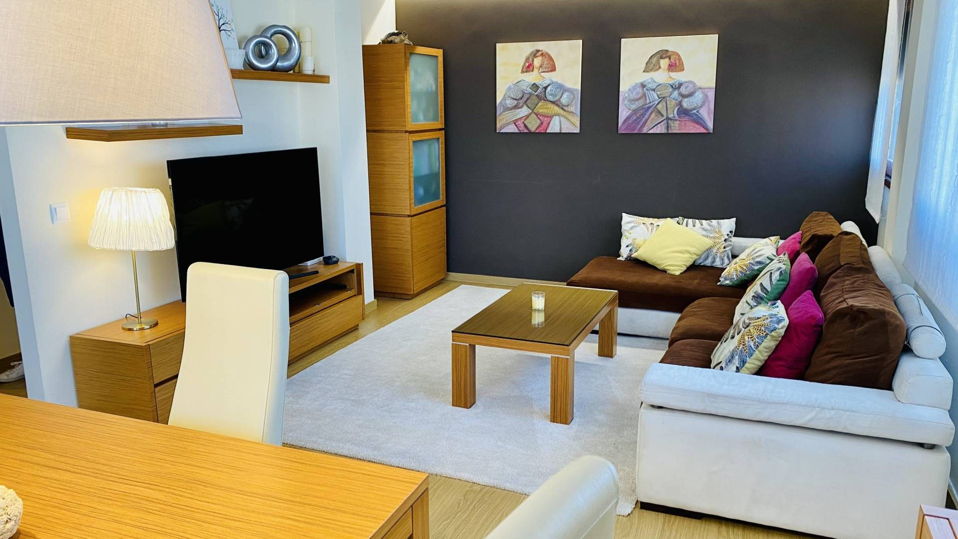 Family apartment 3 bedrooms for sale in Ibiza Playa d'en Bossa