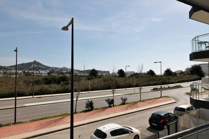 Buy 2 bedroom apartment botafoch Ibiza beach