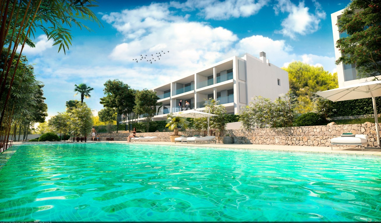 Seafront 2-3 bedroom apartments in a luxury complex for sale