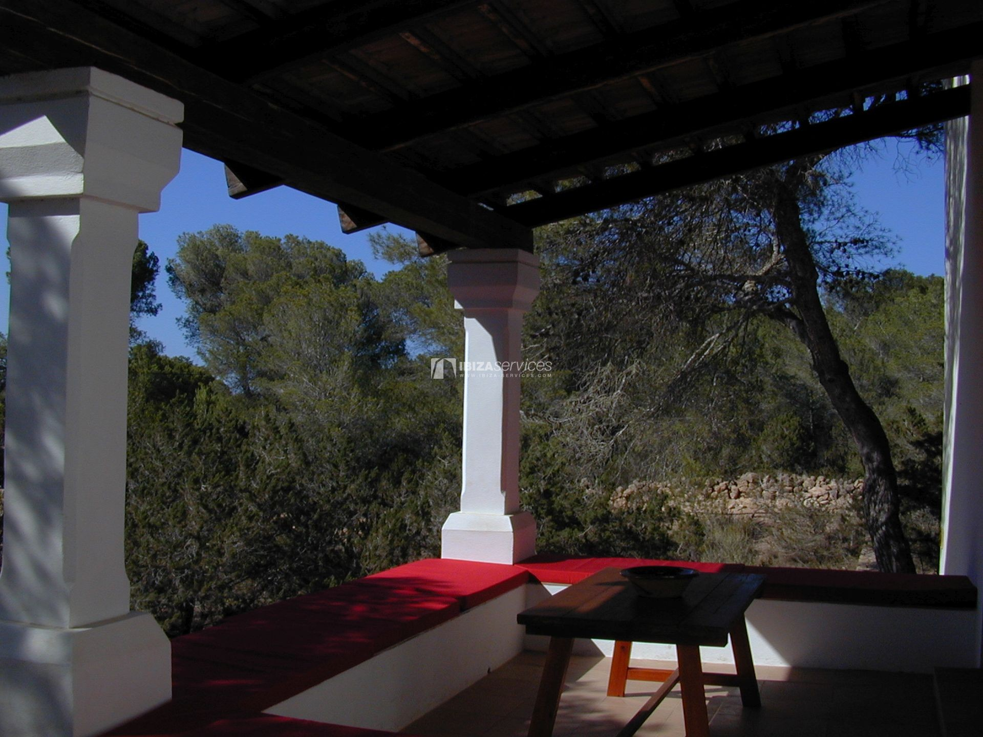 Rustic villa for sale in Formentera perspectiva 32
