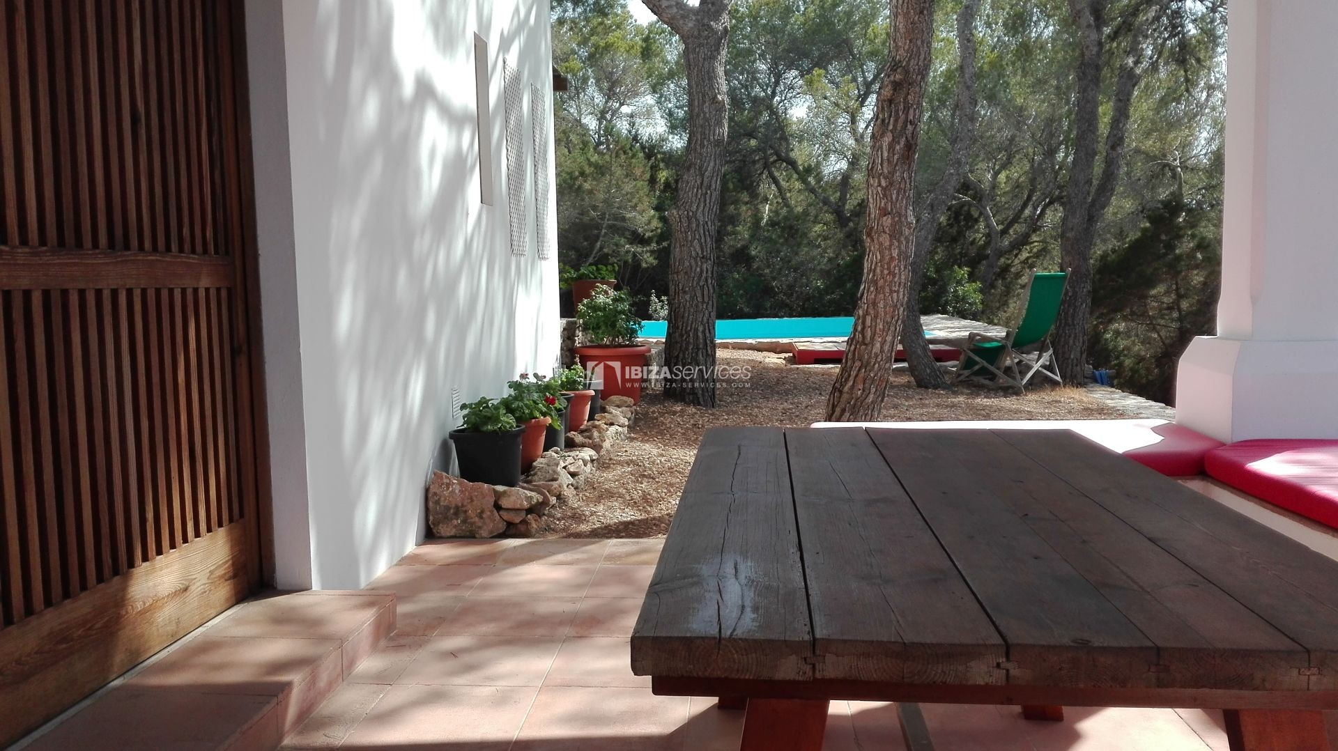 4 bedroom Villa for rent in Formentera perspectiva 33