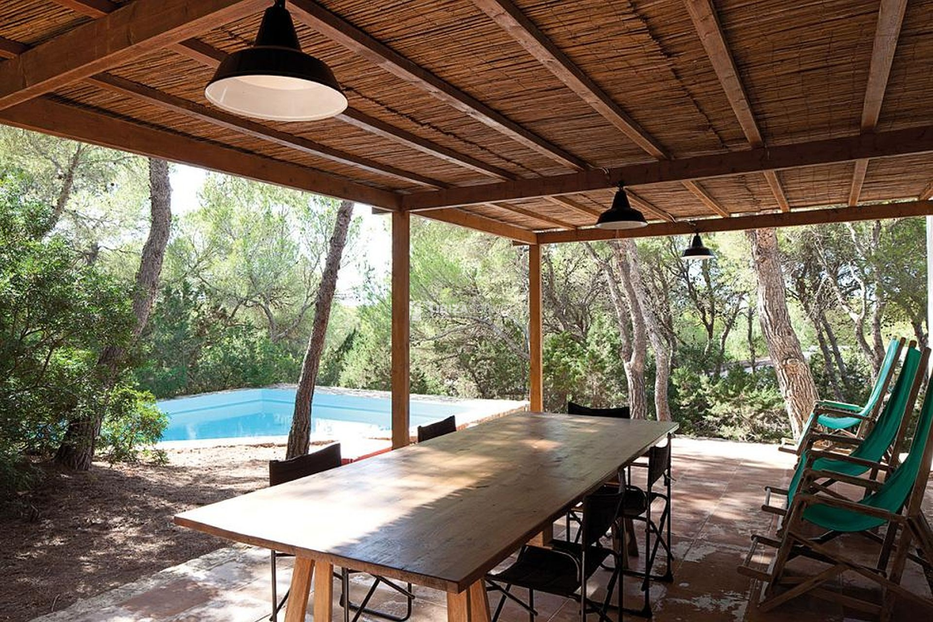 Rustic villa for sale in Formentera perspectiva 35