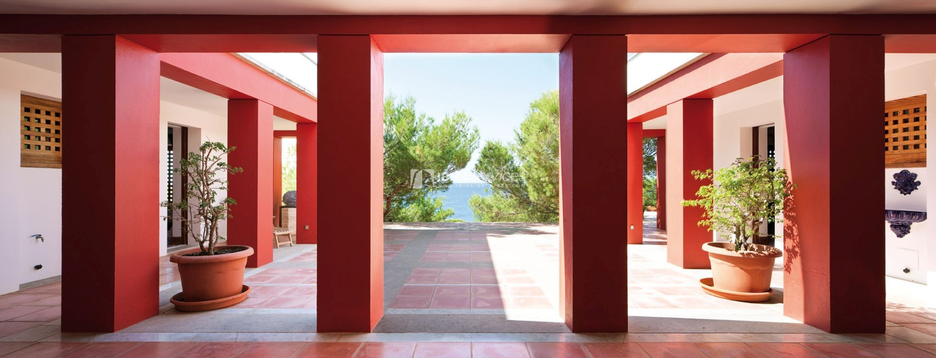 Villa for sale Formentera with amazing sea views perspectiva 4