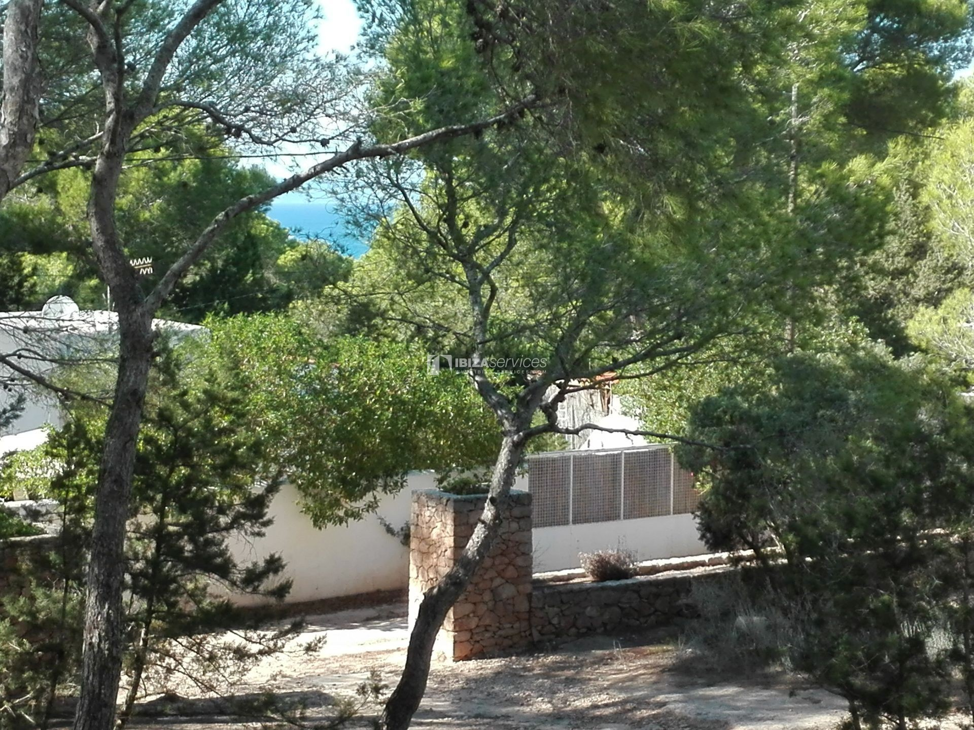 Rustic villa for sale in Formentera perspectiva 4