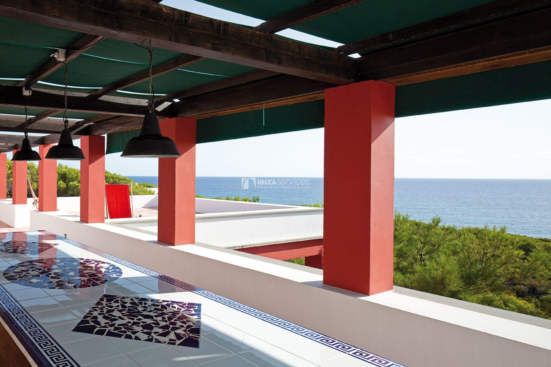 Villa for sale Formentera with amazing sea views perspectiva 33