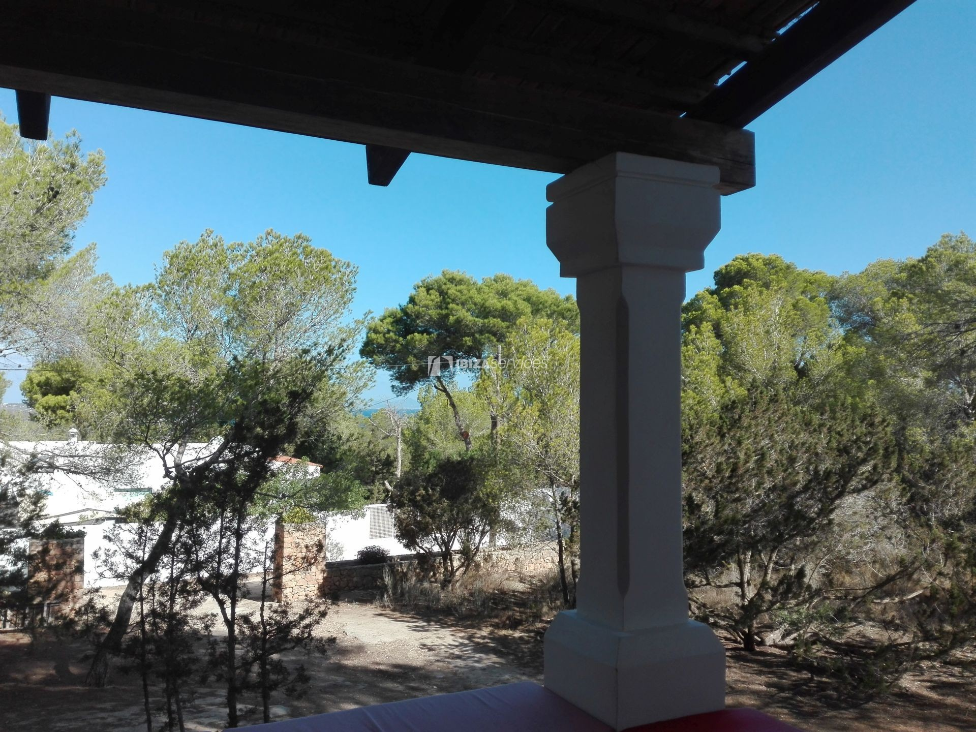 4 bedroom Villa for rent in Formentera perspectiva 5