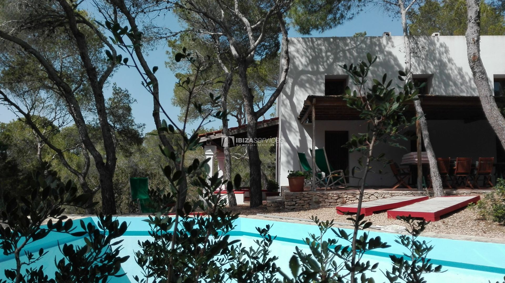 4 bedroom Villa for rent in Formentera perspectiva 6