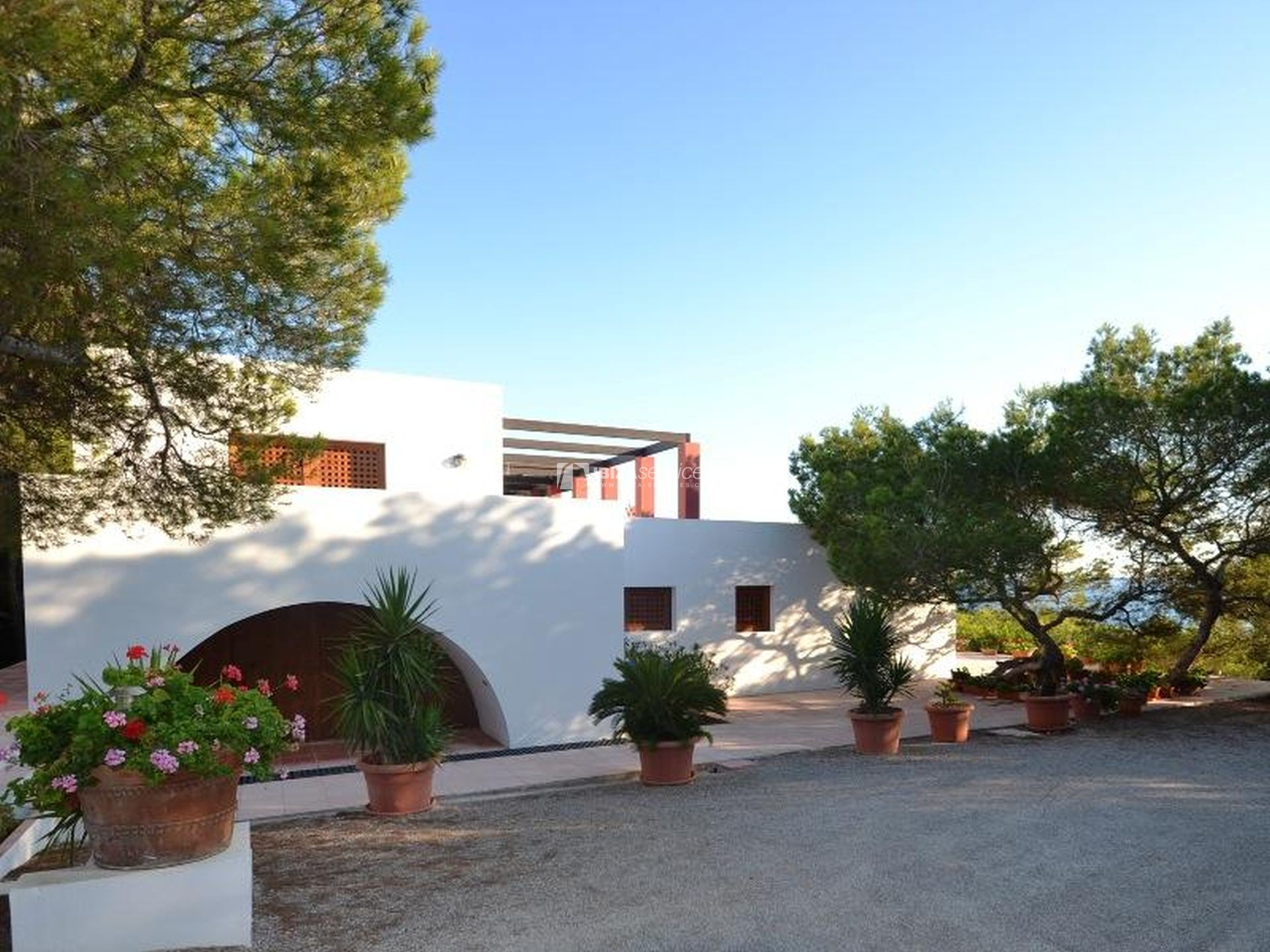 Villa for sale Formentera with amazing sea views perspectiva 54