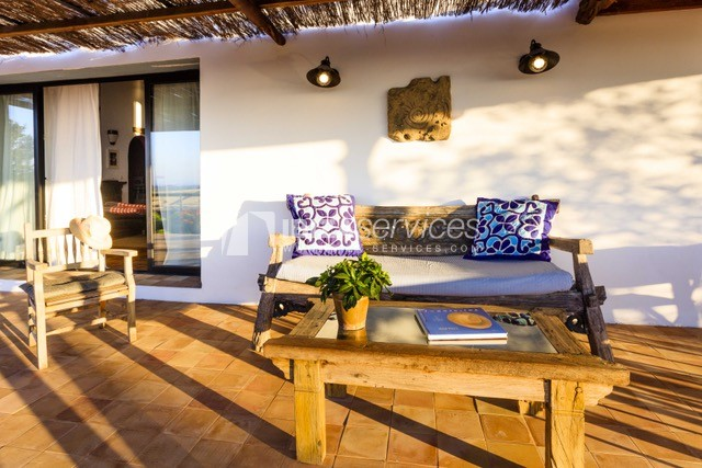 Sea view villa Formentera for perfect holidays perspectiva 25