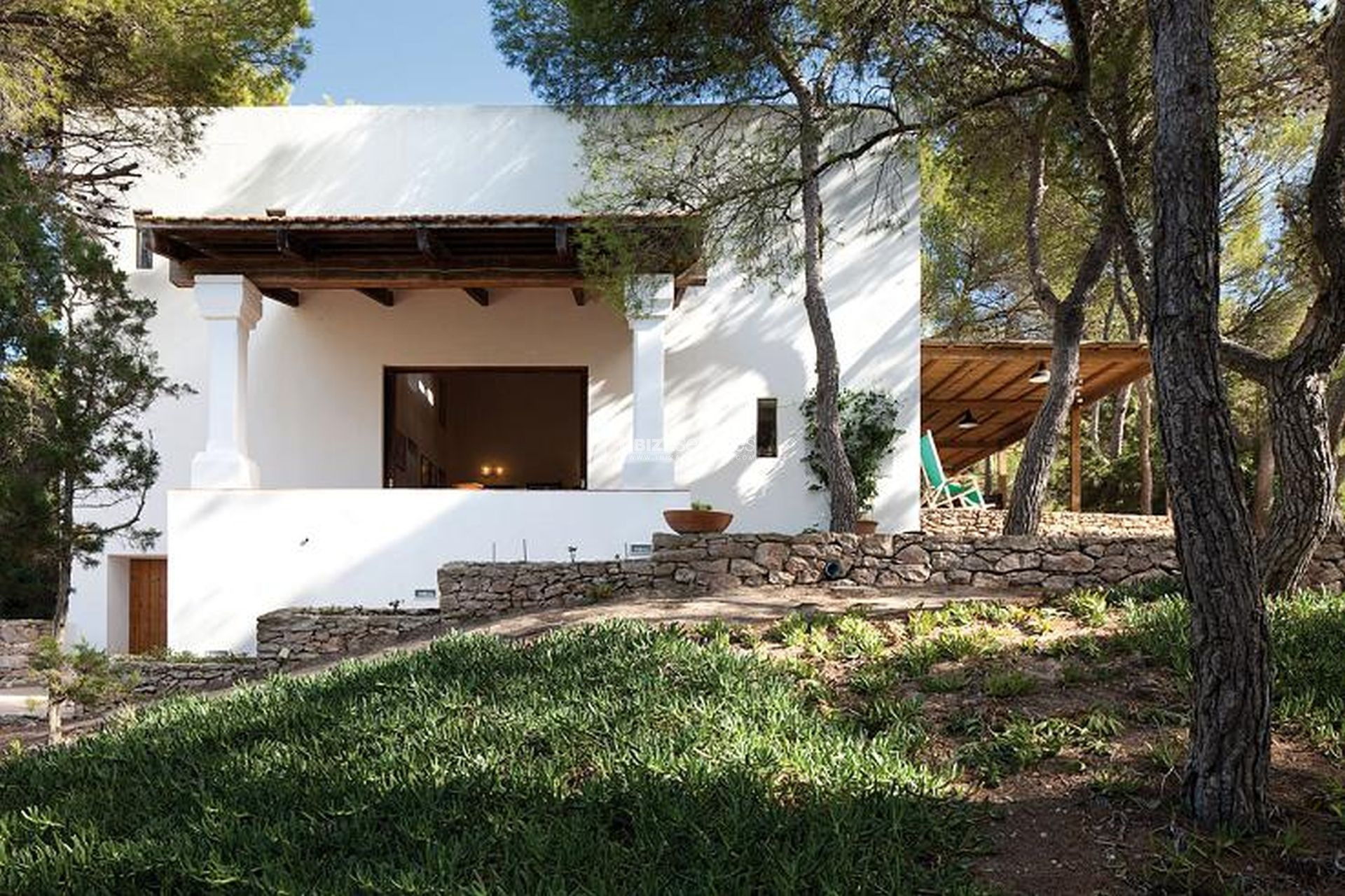 4 bedroom Villa for rent in Formentera perspectiva 3
