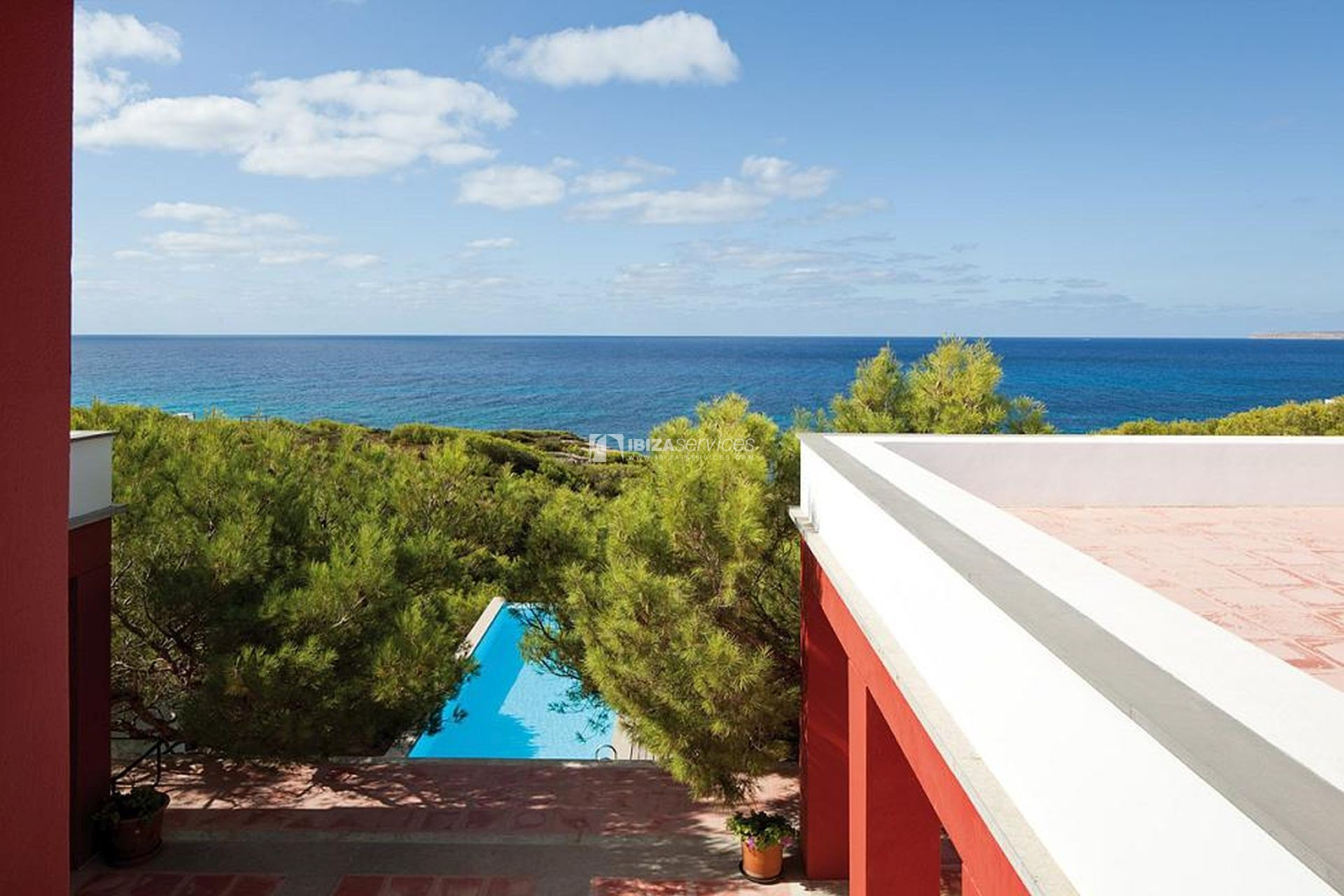 Villa for sale Formentera with amazing sea views perspectiva 55