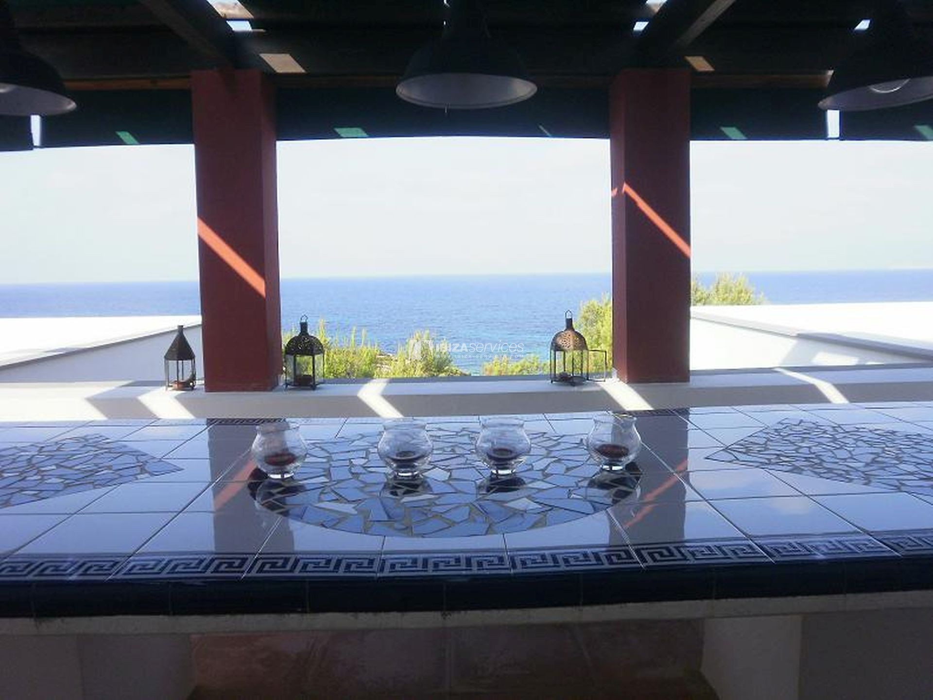Villa for sale Formentera with amazing sea views perspectiva 36