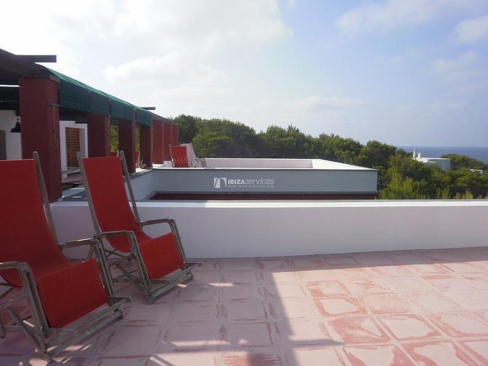 Villa for sale Formentera with amazing sea views perspectiva 37