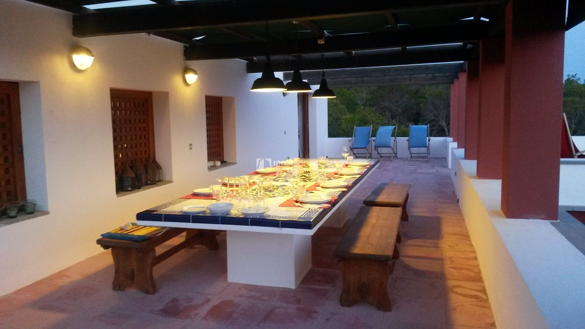 Villa for sale Formentera with amazing sea views perspectiva 38