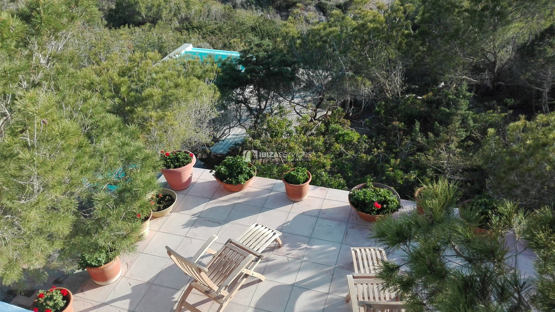 Villa for sale Formentera with amazing sea views perspectiva 40