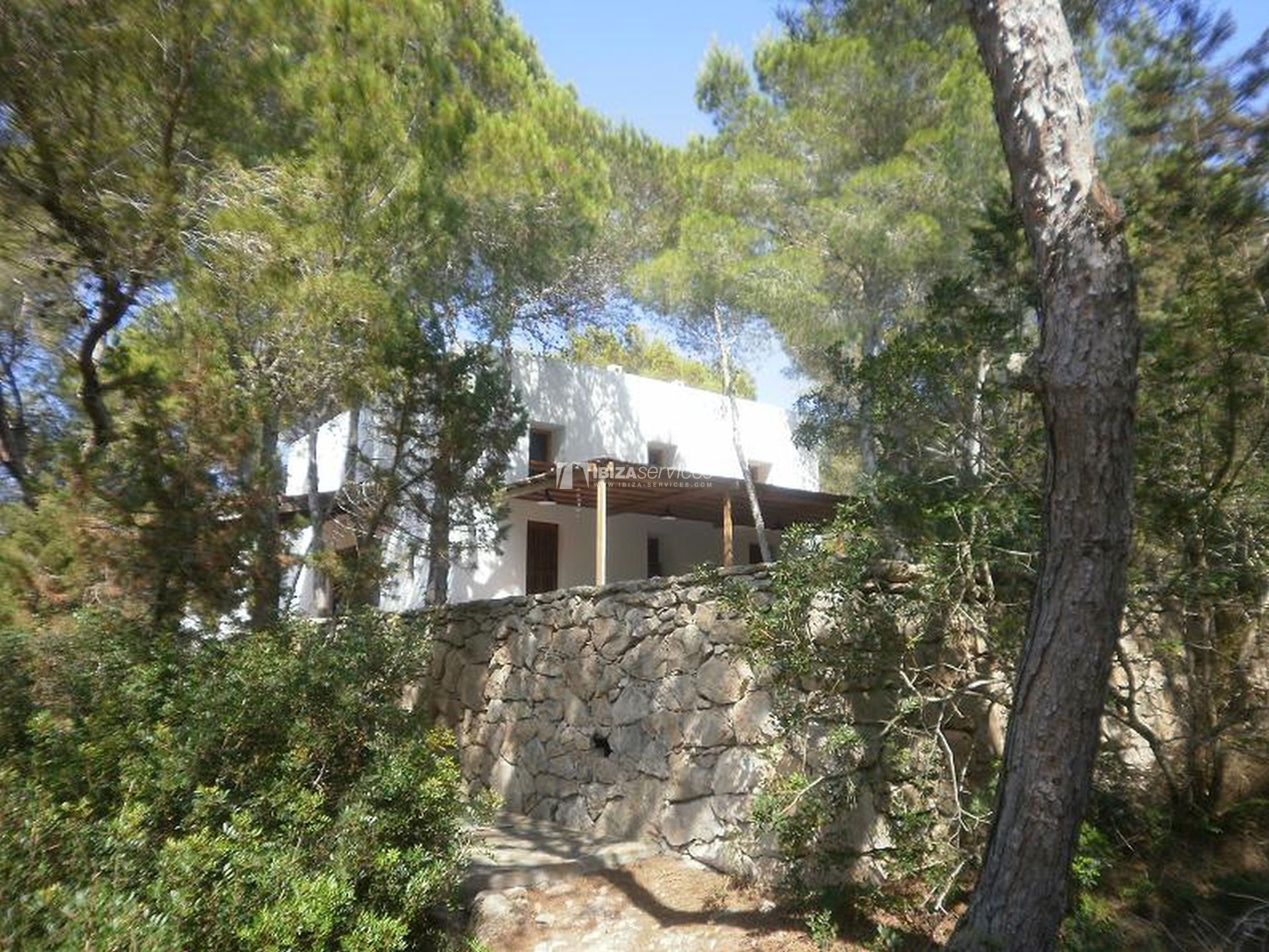 Rustic villa for sale in Formentera perspectiva 10
