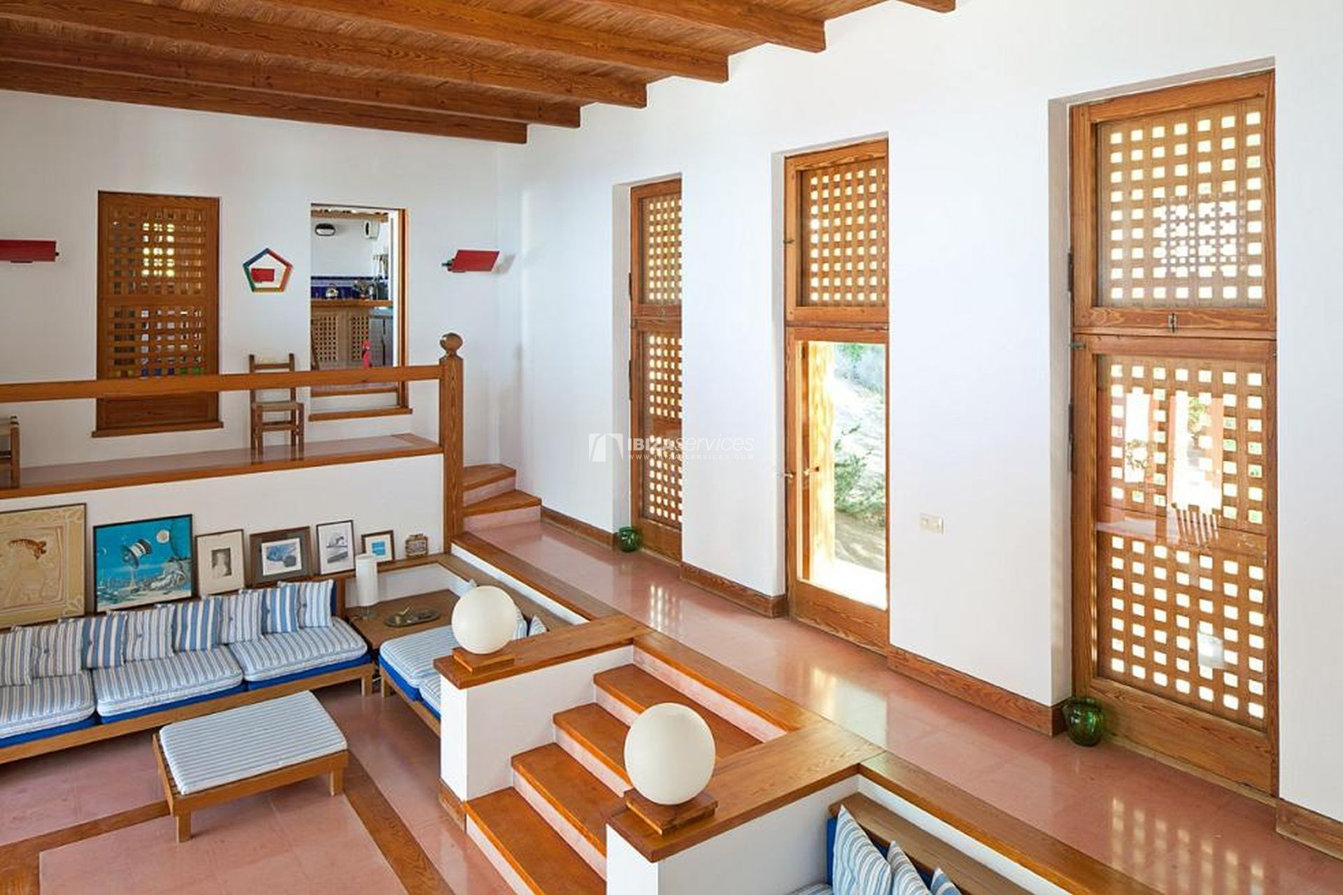 Villa for sale Formentera with amazing sea views perspectiva 5