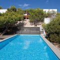 Villa in Formentera with amazing sea views