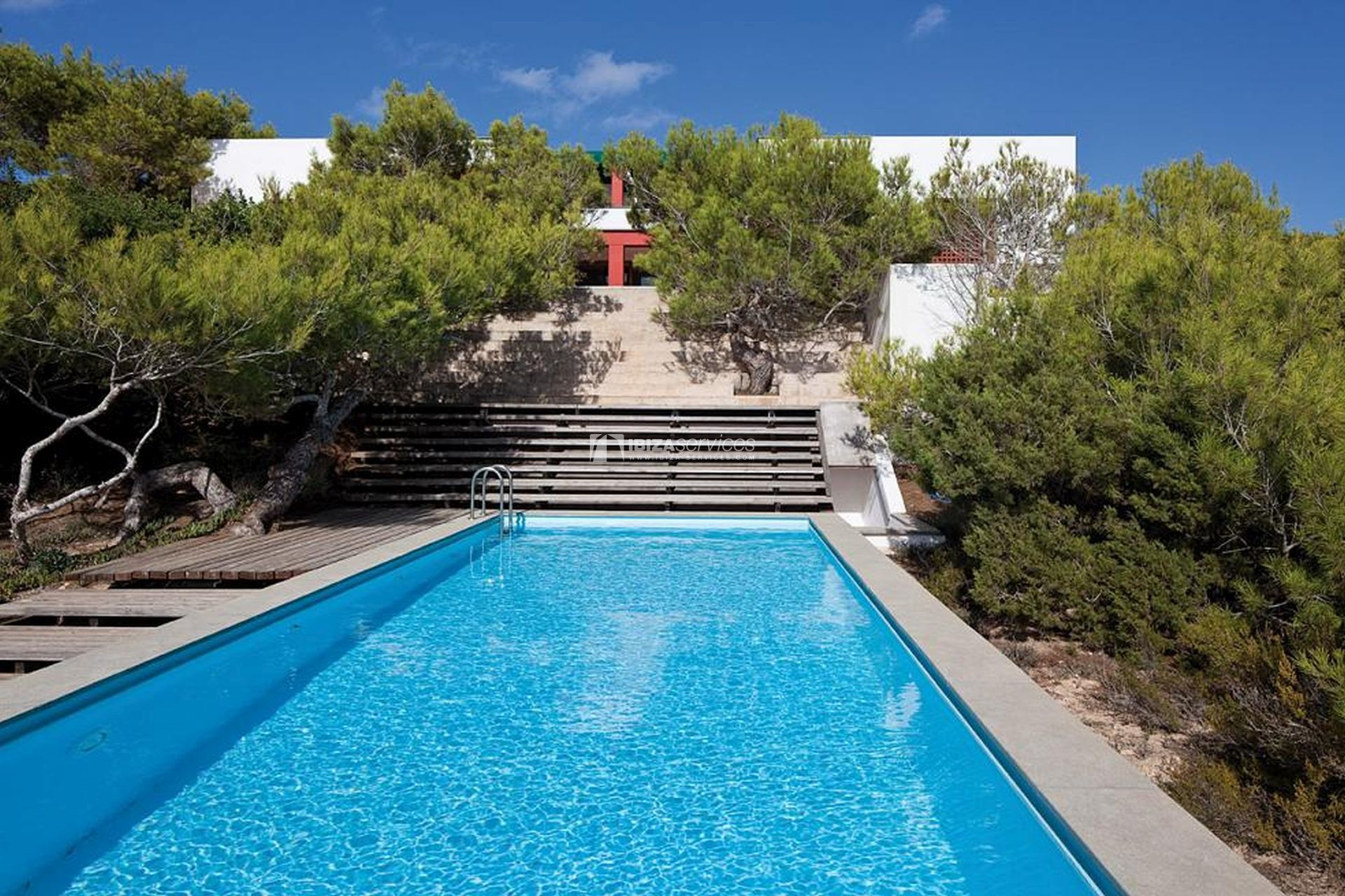 Villa for sale Formentera with amazing sea views perspectiva 1