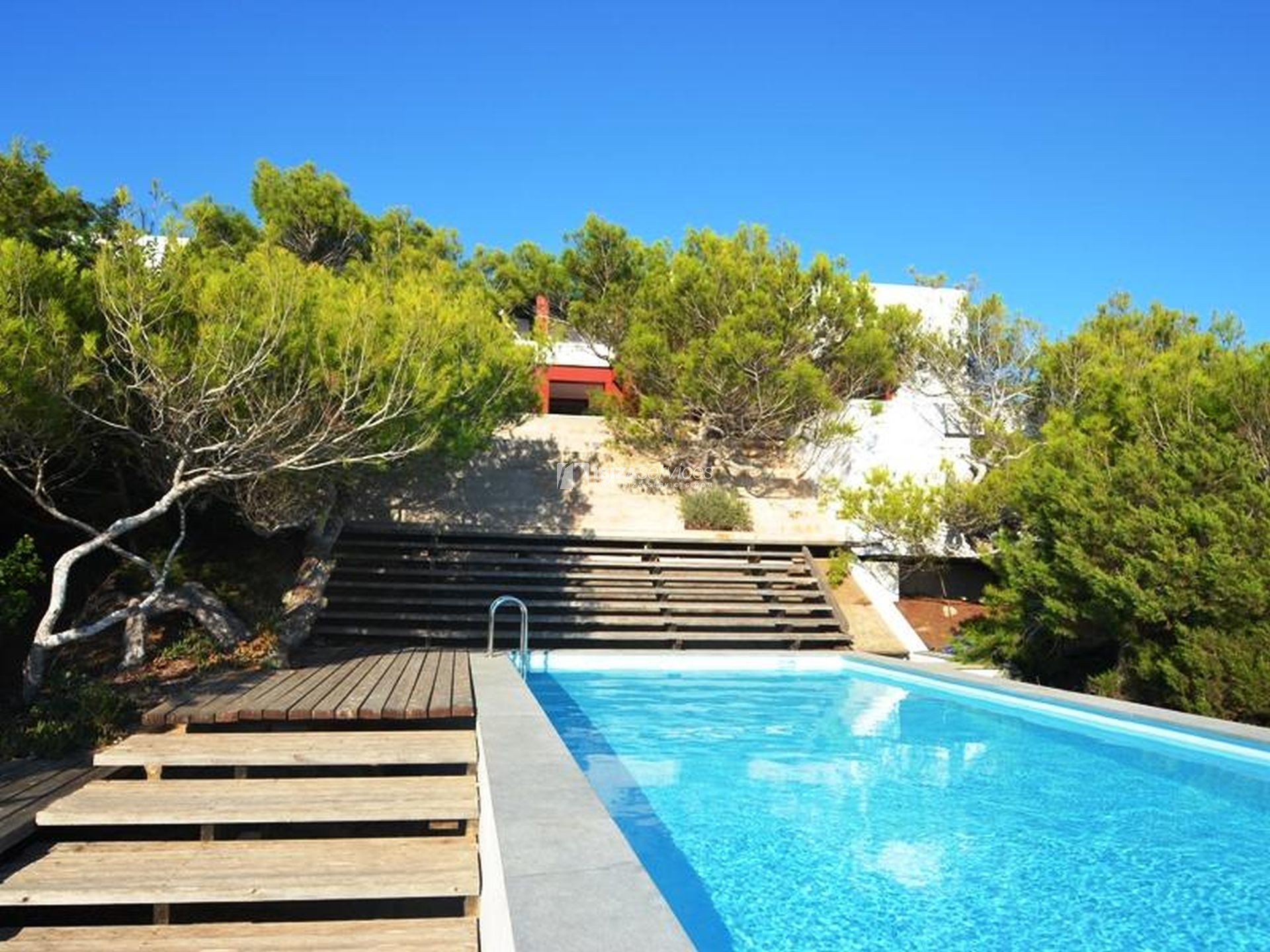 Villa for sale Formentera with amazing sea views perspectiva 41