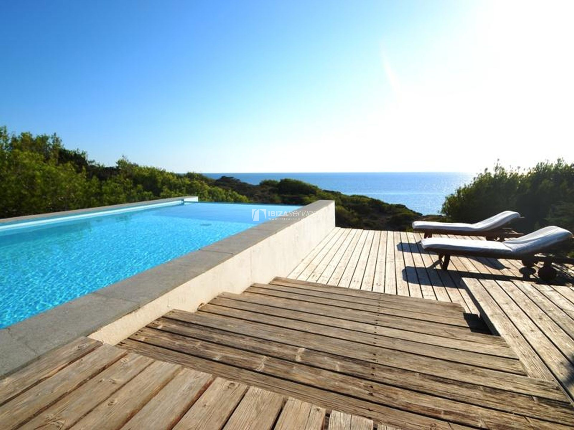 Villa for sale Formentera with amazing sea views perspectiva 42