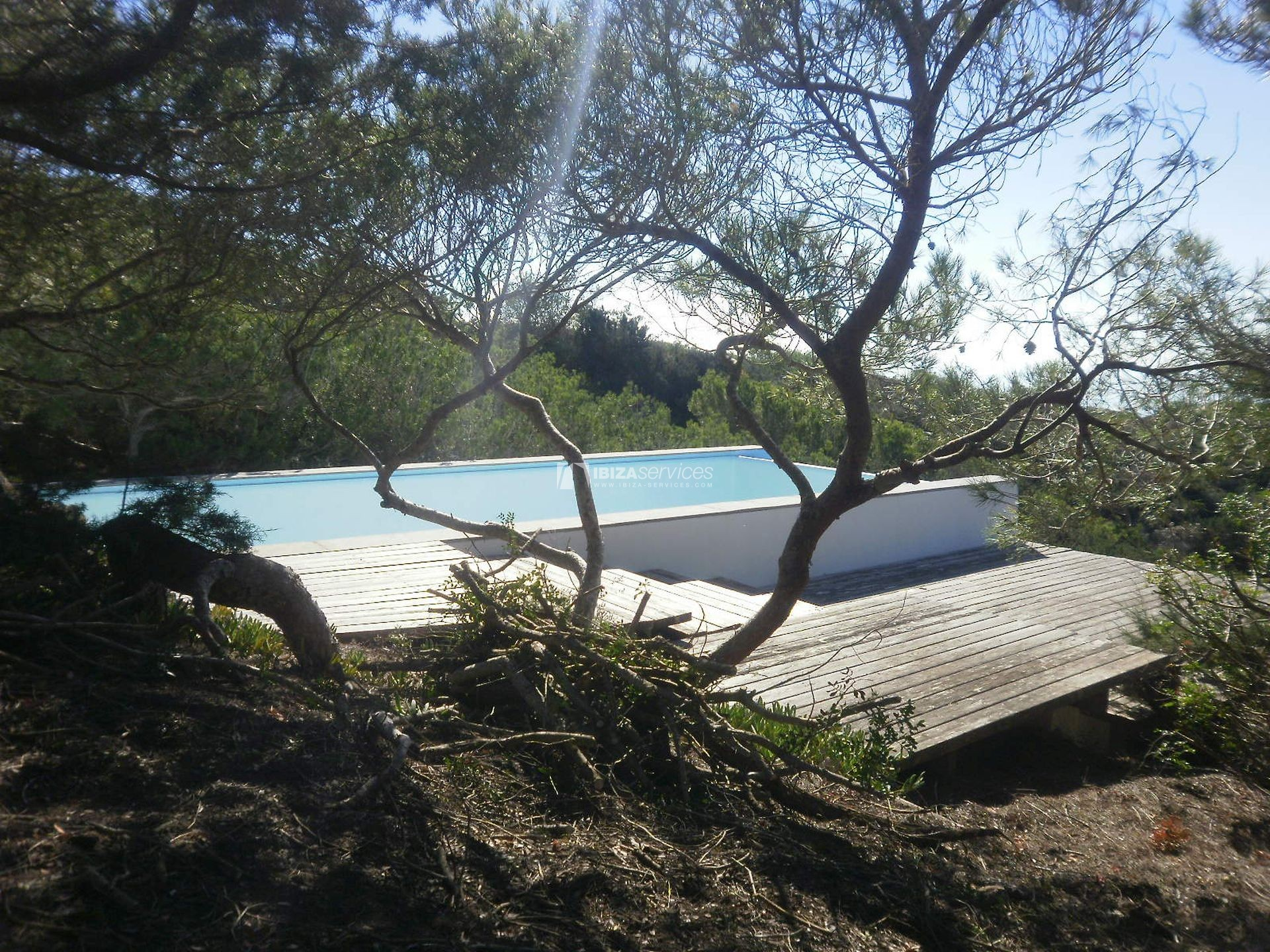 Villa for sale Formentera with amazing sea views perspectiva 43
