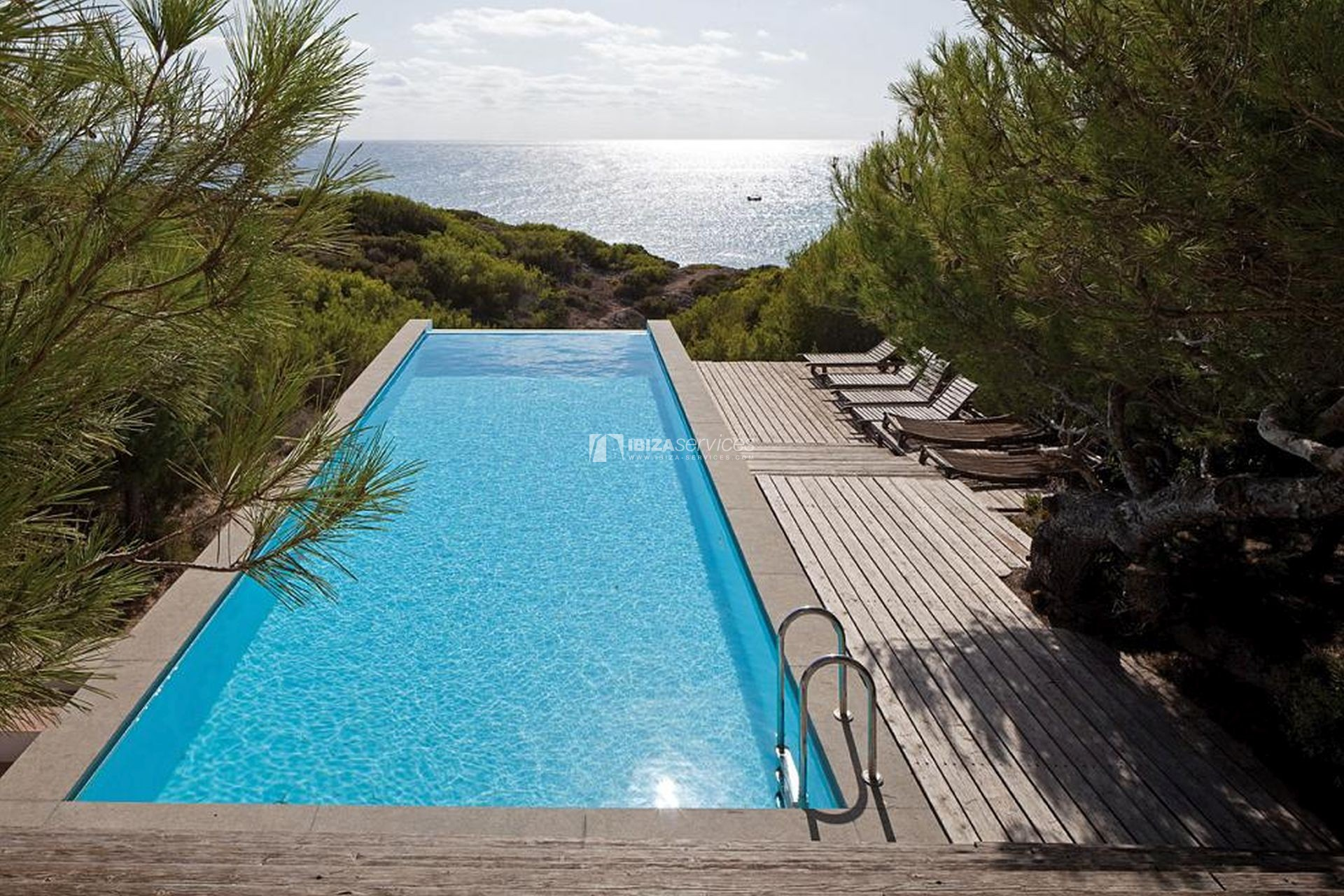 Villa for sale Formentera with amazing sea views perspectiva 44