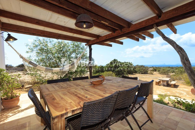Sea view villa Formentera for perfect holidays perspectiva 17