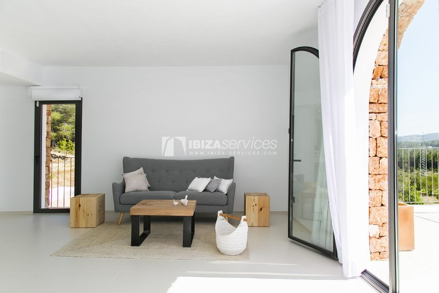 Brand new house near Sant Rafael for summer rent perspectiva 4