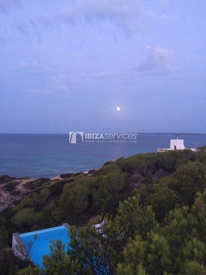 Villa for sale Formentera with amazing sea views perspectiva 48