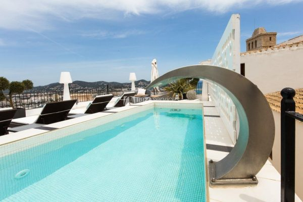 Ibiza Palace Luxury building for rent