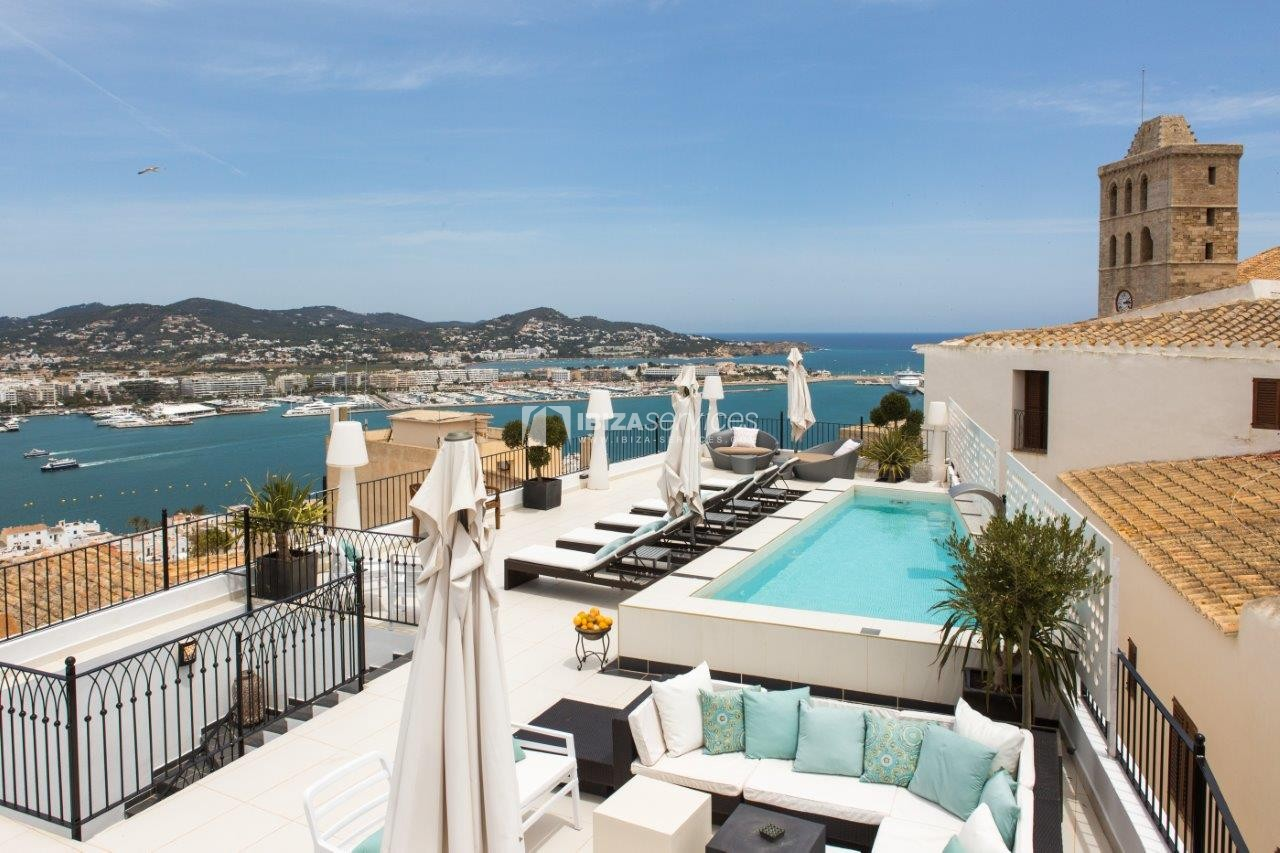 Ibiza Palace Luxury buiding for rent perspectiva 2