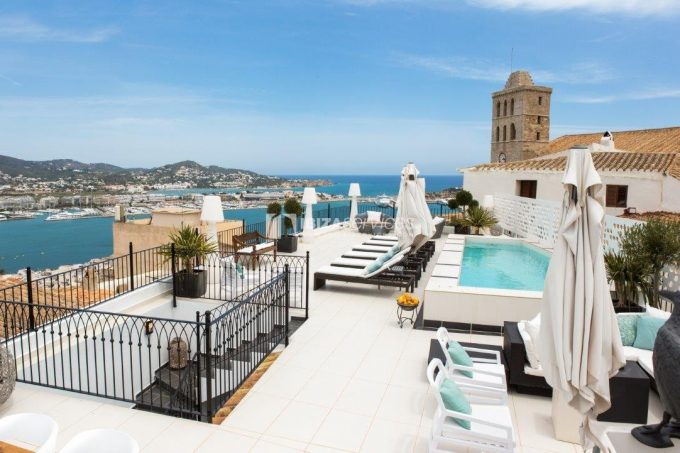 Ibiza Palace Luxury buiding for rent