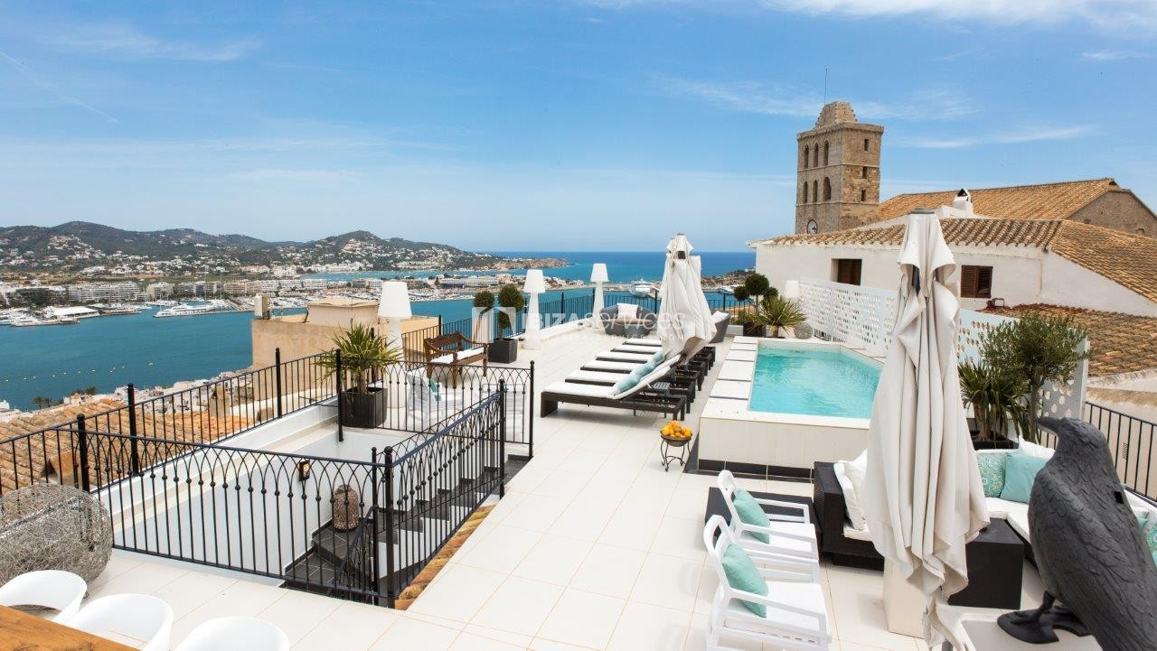 Ibiza Palace Luxury buiding for rent perspectiva 3