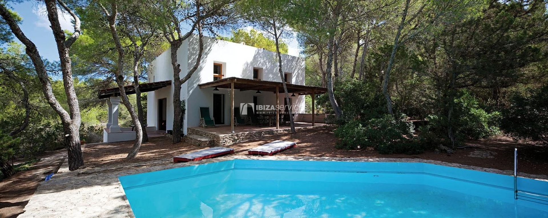 Rustic villa for sale in Formentera perspectiva 11