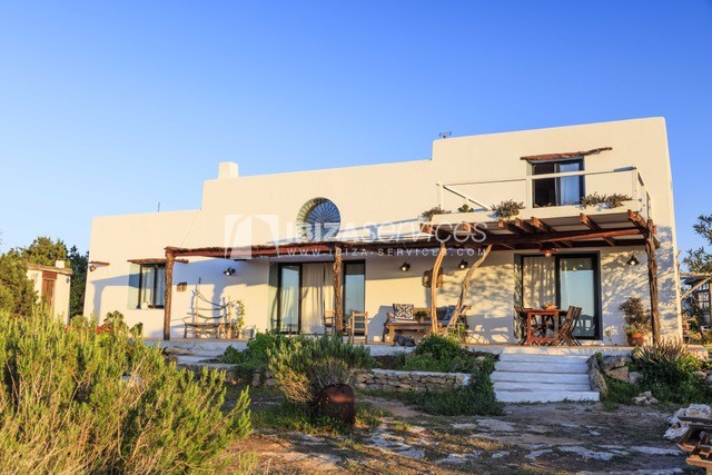 Sea view villa Formentera for perfect holidays perspectiva 27