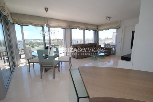 Penthouse for sale Marina Botafoch perspectiva 5