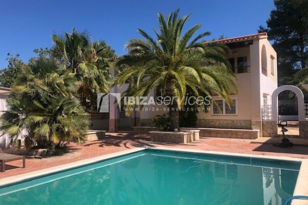 For sale 2 houses in Cala Tarida