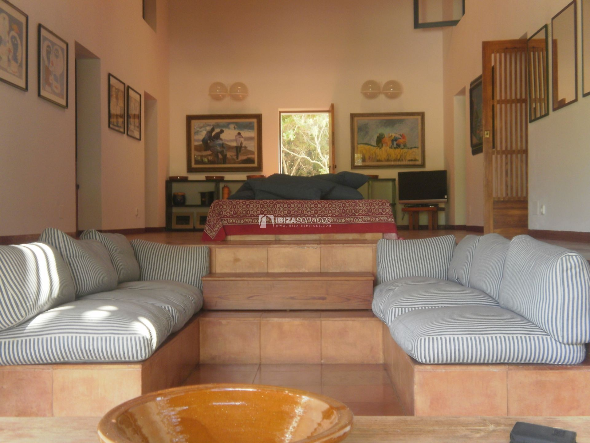Rustic villa for sale in Formentera perspectiva 13