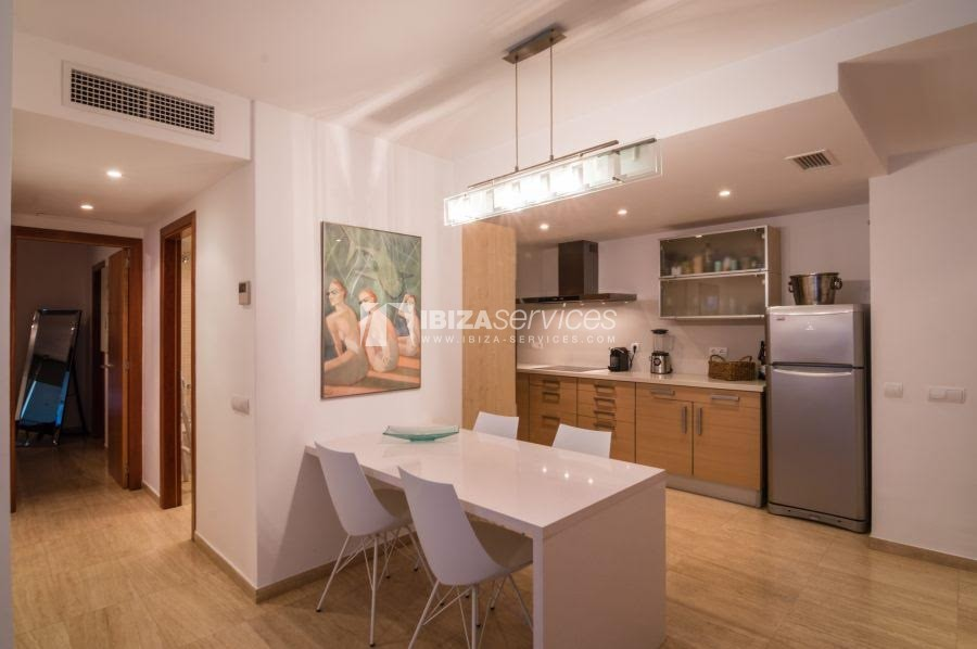 Nueva Ibiza Ground floor apartment for rent