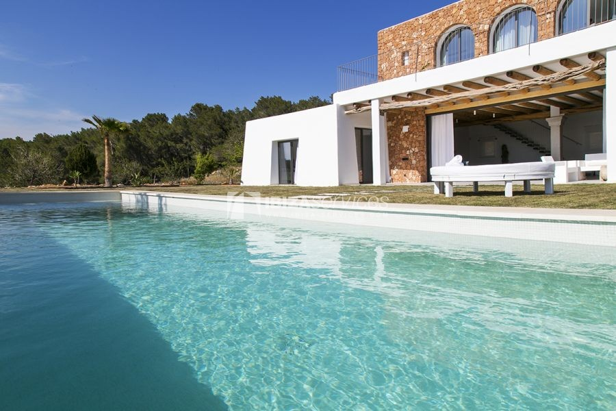 Holiday rental Ibiza Brand new house near Sant Rafael