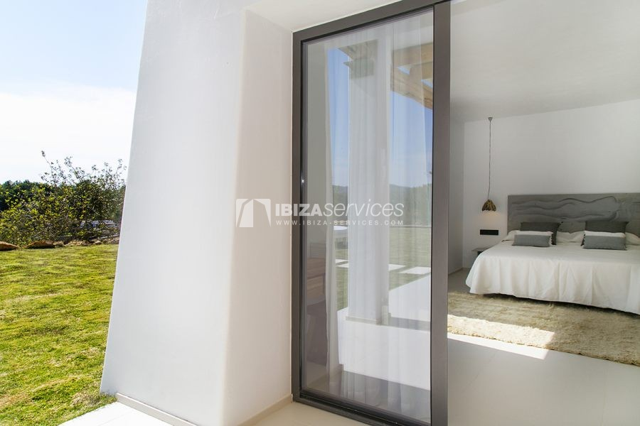 Brand new house near Sant Rafael for summer rent perspectiva 18