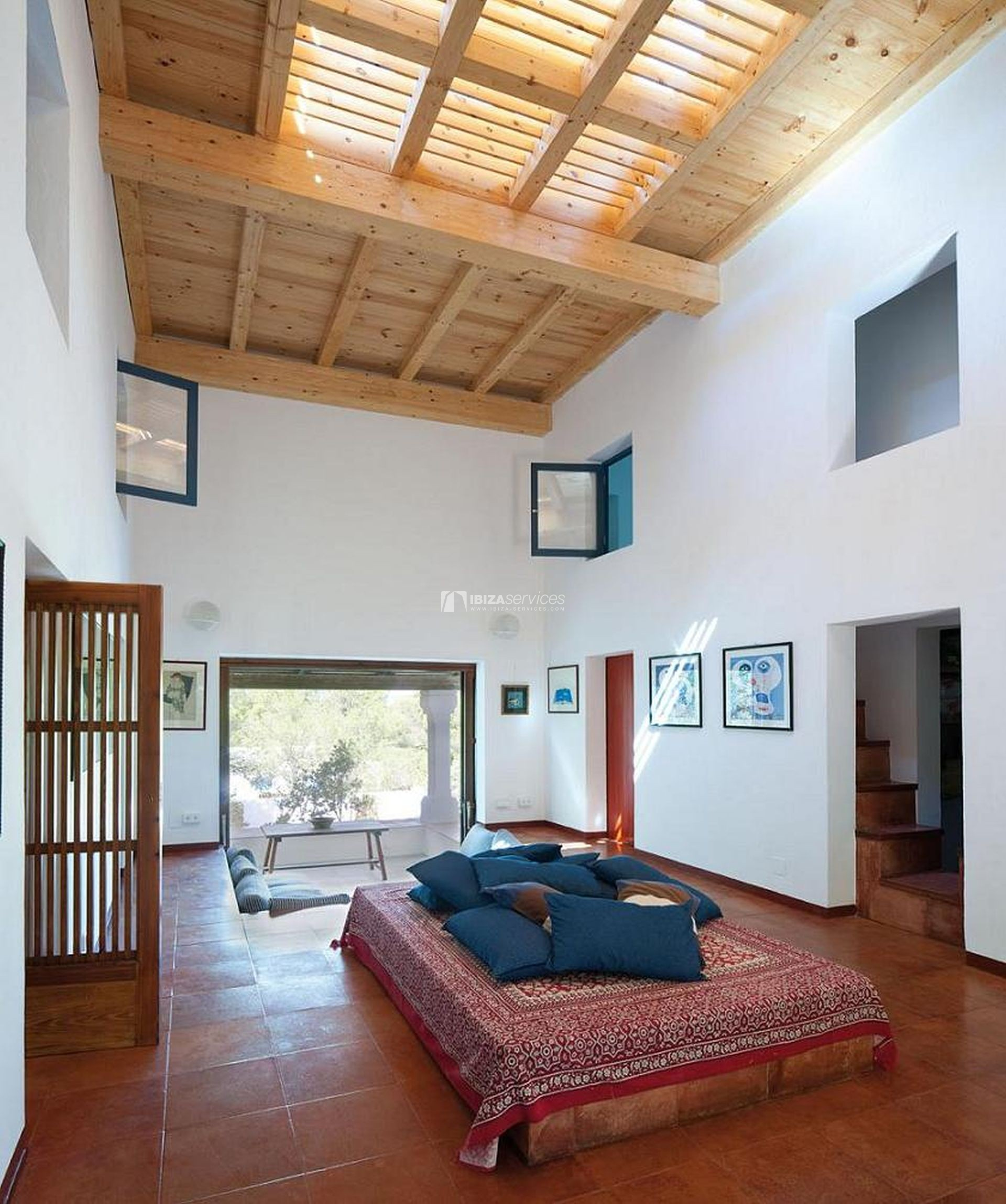 Rustic villa for sale in Formentera perspectiva 15