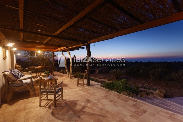 Sea view villa Formentera for perfect holidays perspectiva 30
