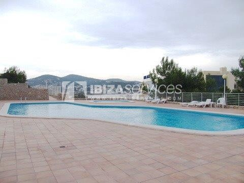 yearly rental penthouse apartment 4 bedrooms paseo maritimo Ibiza perspectiva 31
