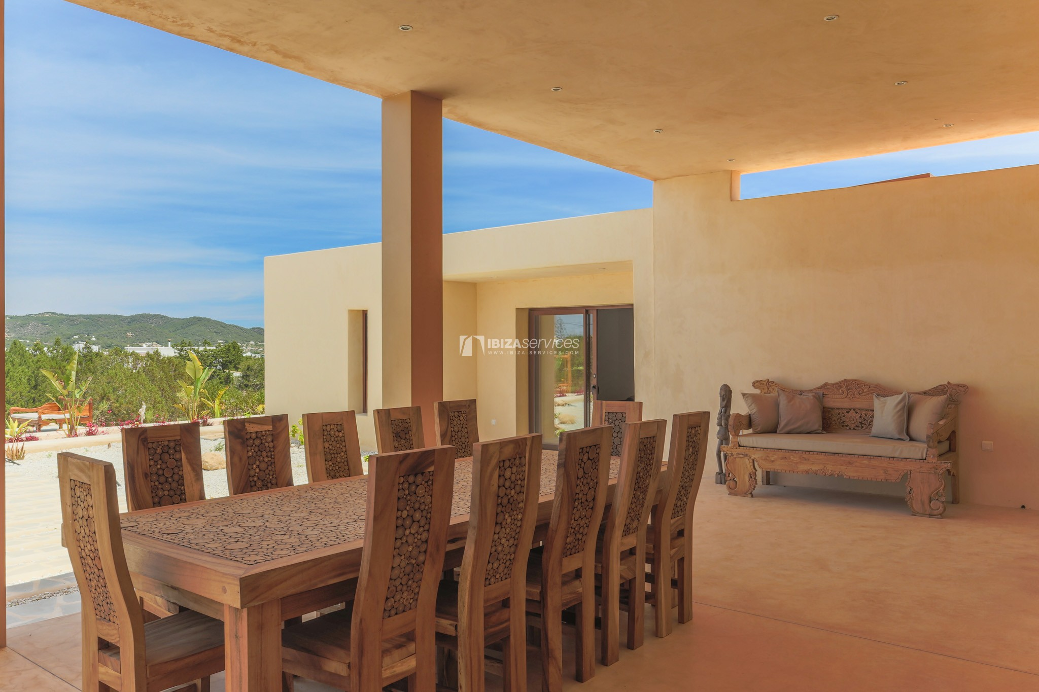 Spacious modern Villa St Agustin to rent perspectiva 42