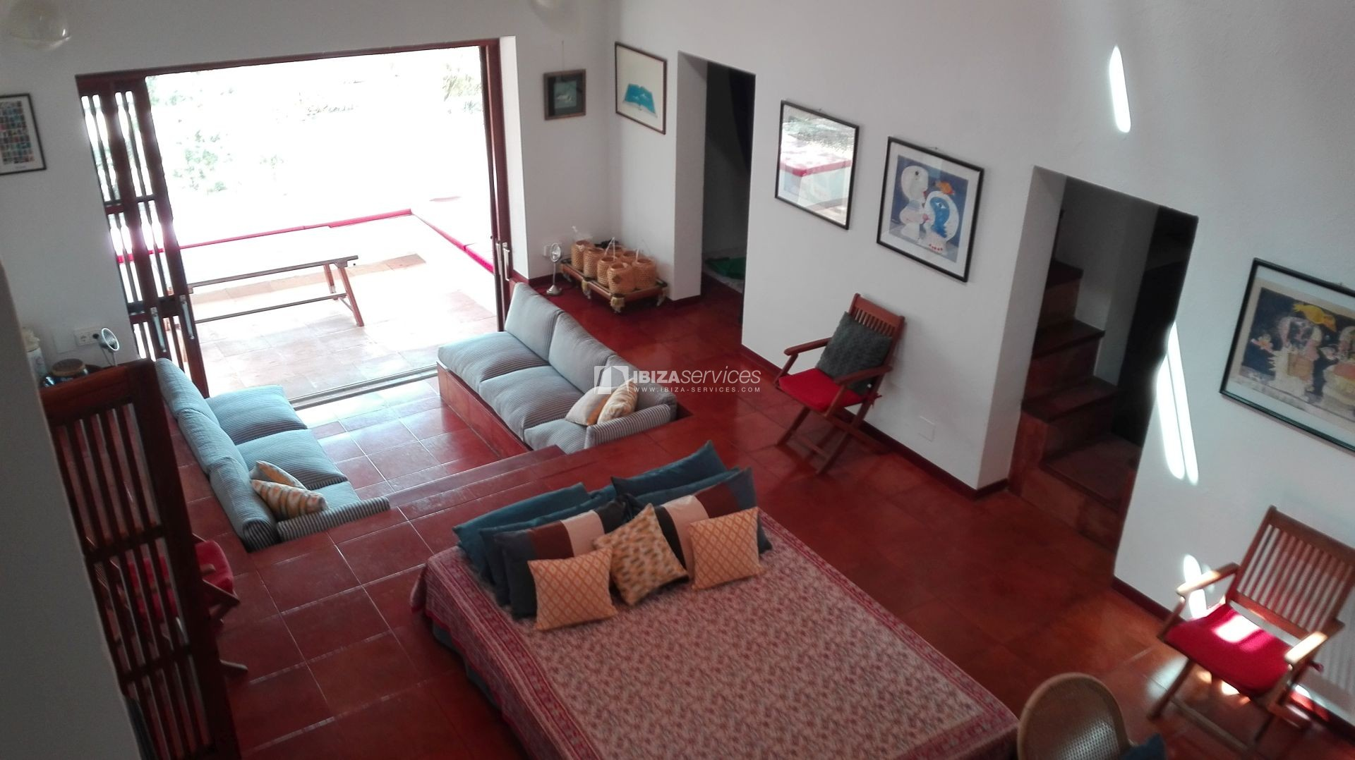 4 bedroom Villa for rent in Formentera perspectiva 18